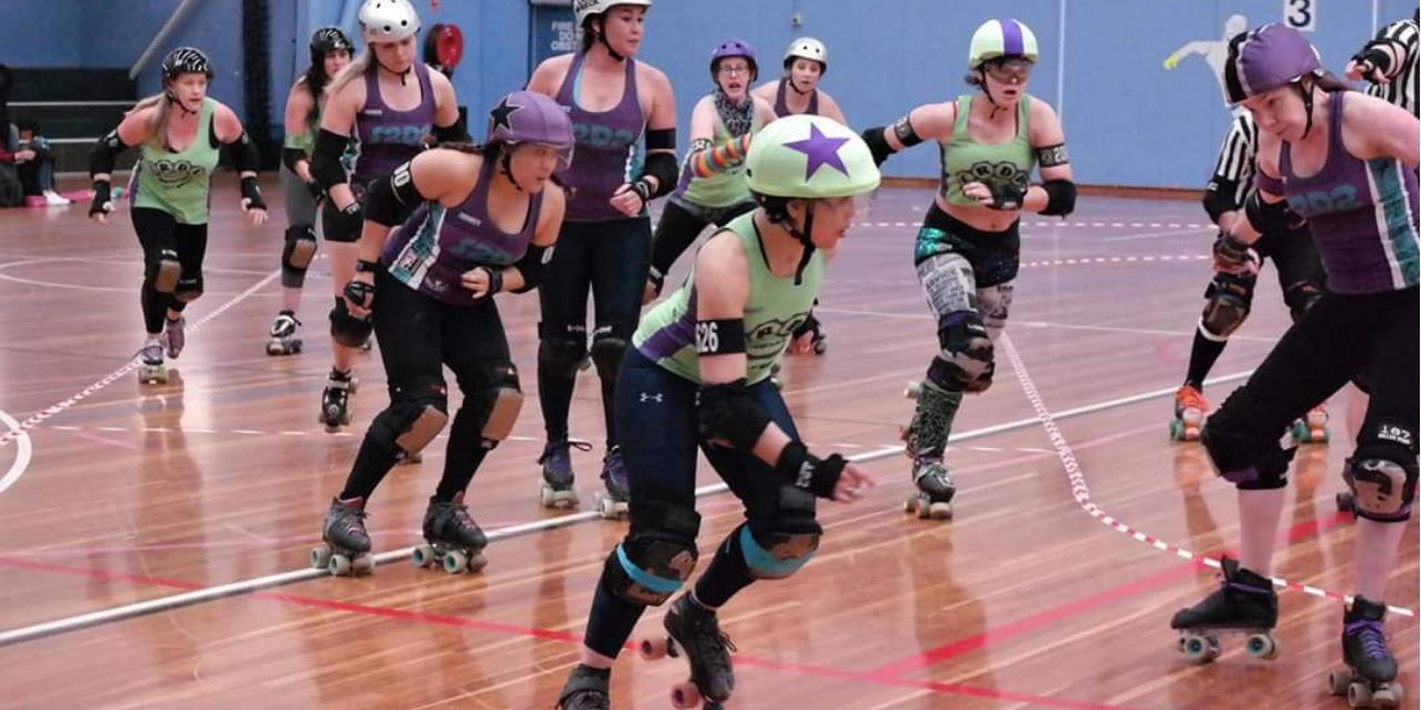 Hit and Run Derby Fun!